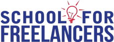 School For Freelancers Logo