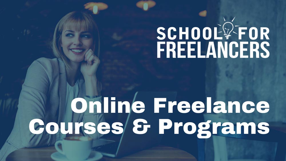 online freelance resources and programs