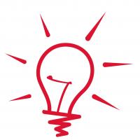School For Freelancers Bulb logo