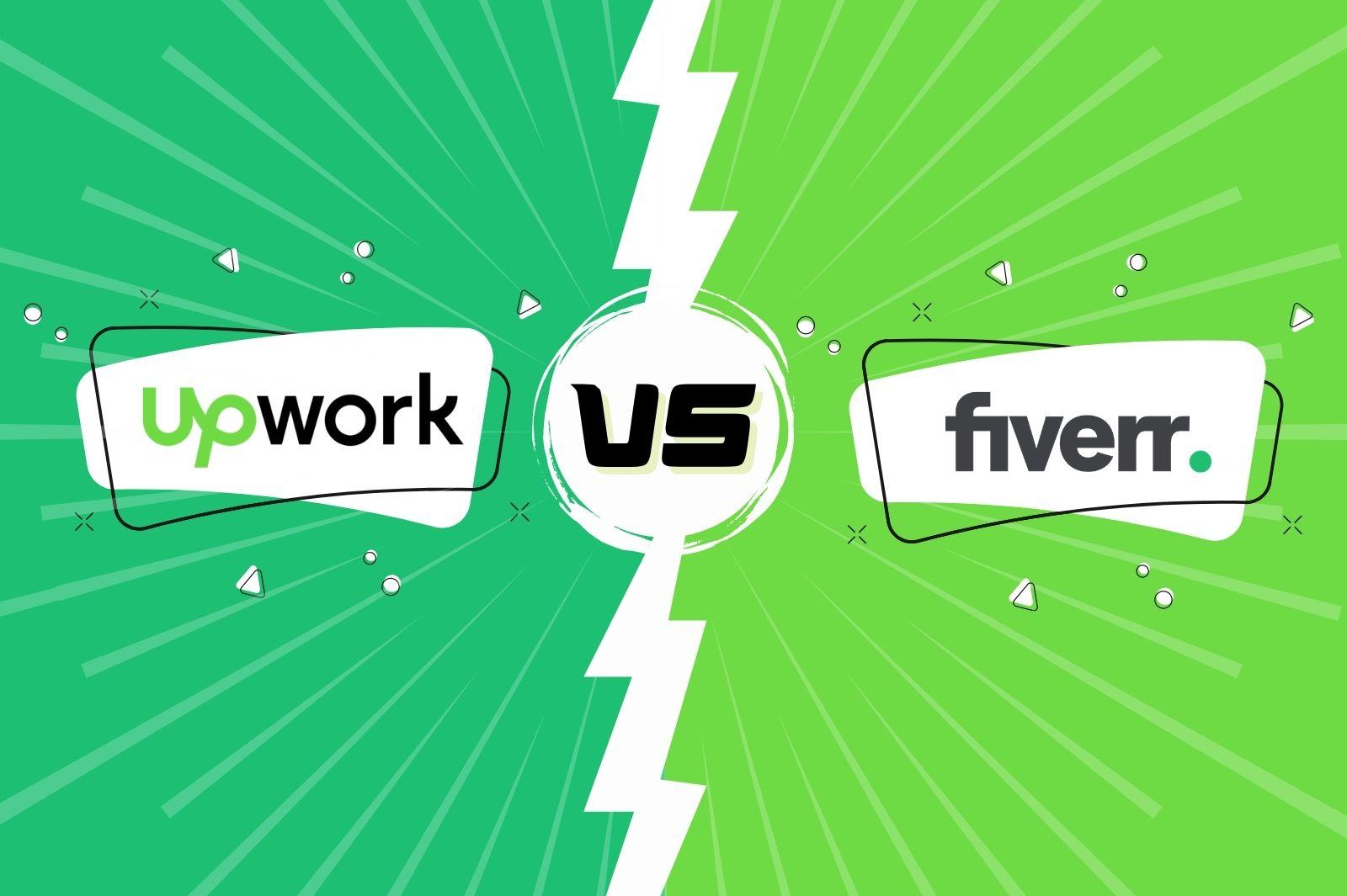 upwork vs fiverr
